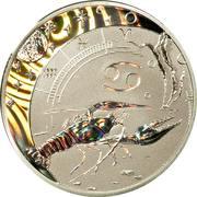 500 Francs CFA (Cancer) – revers