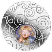 1000 Francs CFA (Motherhood in Art II) – avers