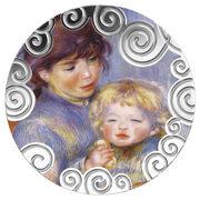 1000 Francs CFA (Motherhood in Art II) – revers