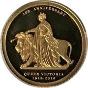 100 Francs CFA (Una & The Lion) – revers