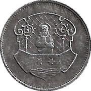 10 pfennig - Cammin – revers