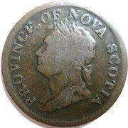 1 Penny - George IV – avers
