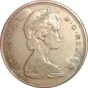 50 cents Elizabeth II (2ème effigie) -  avers