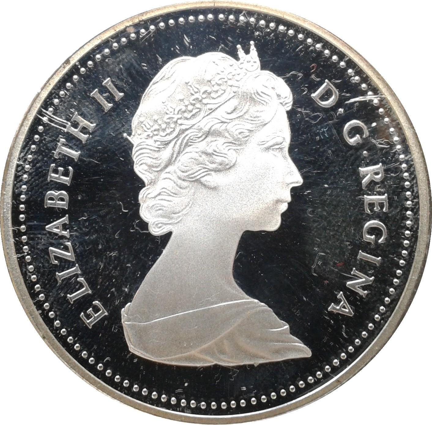 1 Dollar Toronto 150 232 Me Anniversaire Canada Numista