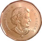 1 dollar Elizabeth II (4 ème effigie) -  avers