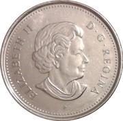 5 cents Débarquement en Normandie -  avers