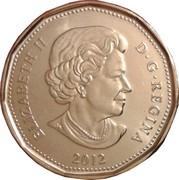 1 dollar Coupe Grey (100ème anniversaire) -  avers