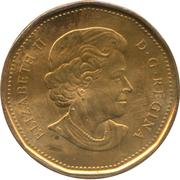 1 dollar Parcs Canada -  avers