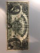 Five Dollars – avers