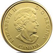 2005 50 Dollar 14-Karat Gold 60th Ann. of the End of 2nd World War – avers