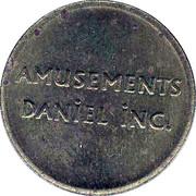 Amusement Parc Token - Daniel Inc. – avers