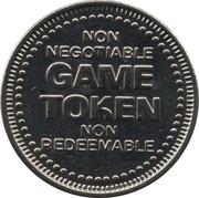Arcade token - Atari Family Amusement Centers – revers