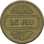 Arcade token - Le Jeu (Galeries Ste-Anne, Québec) – avers