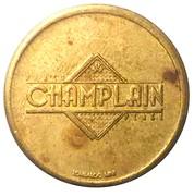 Crystal Palace - Champlain Place (Moncton, New Brunswick) – revers