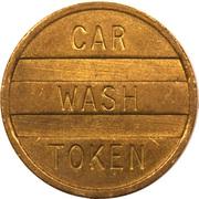 Jeton de lavage automobile - Gas Rite – revers