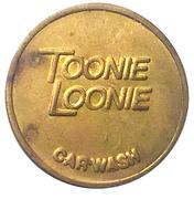 Jeton de lavage automobile - Toonie Loonie Carwash (Caledonia, Ontario) – avers
