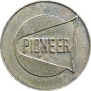 Token - Pioneer – avers