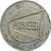 Token - Pioneer – revers
