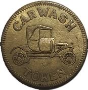 Jeton de lavage automobile - Hespeler Car Wash (Cambridge, Ontario) – revers