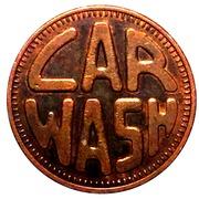 Jeton de lavage automobile - Mid Town Car Wash (Waterdown, Ontario) – revers