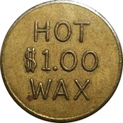 1 Dollar - Hot Wax – avers