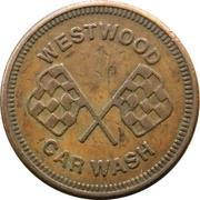 Jeton de lavage automobile - Westwood (Coquitlam, British Colombia) – avers