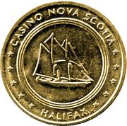 25 Cents - Casino Nova Scotia (Halifax) – avers