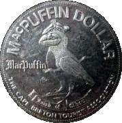 MacPuffin Dollar (Bluenose) -  revers