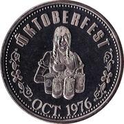 1 dollar OKTOBERFEST 1976 -  avers