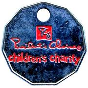 Token - President's Choice (Children's Charity) – avers