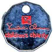 Token - President's Choice (Children's Charity) – revers