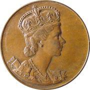 Médaille - Elizabeth II Coronation – avers