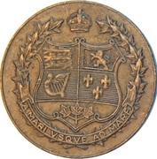 Médaille - 60eme de la Confédération Canadienne – revers