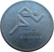 Olympic Trust of Canada - Athletics – avers