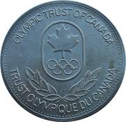 Olympic Trust of Canada - Athletics – revers