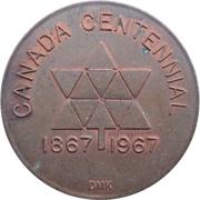 Medal - Halifax Naval Assembly (Nova Scotia) – revers