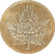 Dollar - British Columbia Gold - Maple Leaf – avers