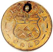 Dollar - Alberta Gold - Indian Head – revers