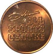Token - Don Koharski All Sports Centre – avers