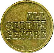 Token - Kanata All Sports Centre – avers
