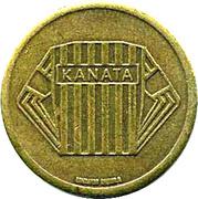 Token - Kanata All Sports Centre – revers