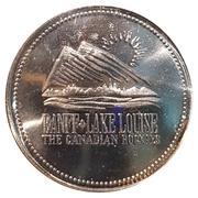 Souvenir Coin Wapiti Elk – avers