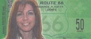 50 cents - Route 66 – avers