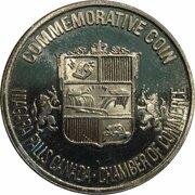 Commemorateve Coin - Casino Niagara – avers