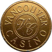50 Cents - Vancouver Casino (Vancouver, British Columbia) – revers