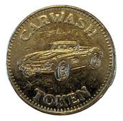 Car Wash Token - Karbath – revers