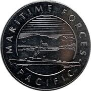 Medal - Canadian Armed Forces Esquimalt (Maritime Forces Pacific) – avers