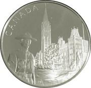 UN Medallion -  Canada – avers