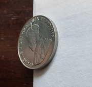 5 cents Georges V -  avers