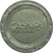 50 Cents - Casino Rama (Rama, Ontario) – avers